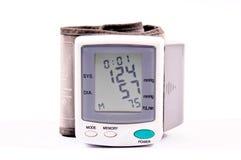 Blutdruckmessen Lizenzfreie Stockfotografie