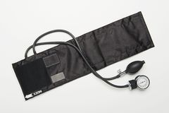 Blutdruckmesser Stockfotos