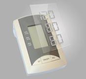 Blutdruckmesser lizenzfreies stockfoto