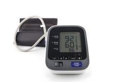 Blutdruckmonitor Lizenzfreies Stockbild