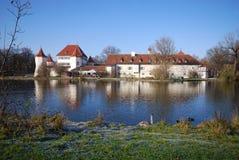 Blutenburg (Munich) Stock Images