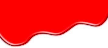 Bluthintergrund Lizenzfreies Stockfoto