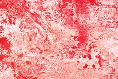 Blutiger grunge Hintergrund Stockbild