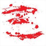 Blutiges grunge Stockfotos