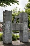 Blutiges Sonntag Monument Sonntags stockbild