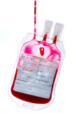 Bluttransfusion Lizenzfreie Stockfotos