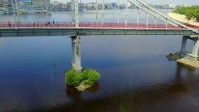 Bluz skały pod mostem zbiory
