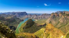 Blyde河峡谷 库存照片