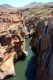 Blyde Fluss-Schlucht Lizenzfreie Stockbilder