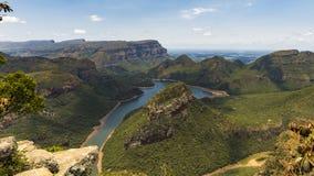 Blyde Fluss-Schlucht stockfoto