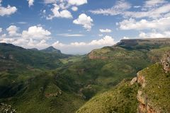 Blyde river canyon Stock Image