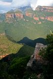 Blyde River Canyon, Drakensberg, South Africa Royalty Free Stock Photography