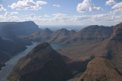Blyde River Canyon Nature Reserve Royalty Free Stock Photos