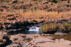 Blyde River Canyon Nature Reserve royalty free stock images