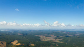 Blyde River Canyon panorama from Royalty Free Stock Photos