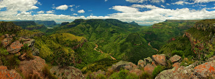 Blyde River Canyon Stock Photography