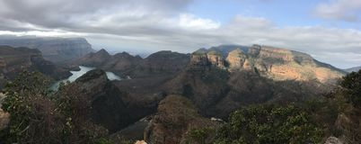 Blyde River Canyon in Südafrika - Southafrica. Blyde River Canyon in Südafrika - Blyde River Canyon in Southafrica Royalty Free Stock Image