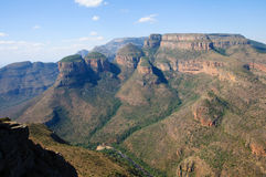 Blyde River Canyon - South Africa Stock Image
