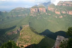 Blyde River Canyon, South Africa Stock Photos