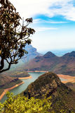 Blyde River Canyon - South Africa Stock Images