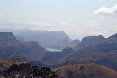 Blyde River Canyon, South Africa Royalty Free Stock Photos