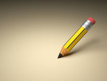 Blyertspenna Arkivbild