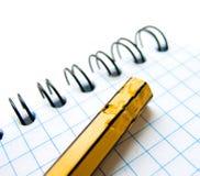 blyertspenna Arkivfoton