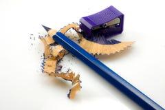 blyertspennasharpener Royaltyfri Fotografi