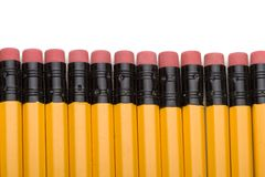 blyertspennaskola Fotografering för Bildbyråer