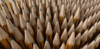 blyertspennaspetsar Royaltyfri Fotografi