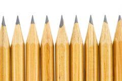 blyertspennor royaltyfria bilder
