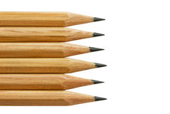 blyertspennor Royaltyfri Bild