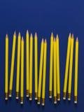 blyertspennor Arkivfoto