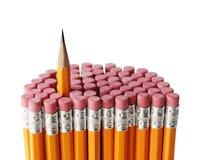 blyertspennor arkivbilder