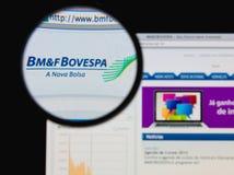 BM&F Bovespa Stock Images