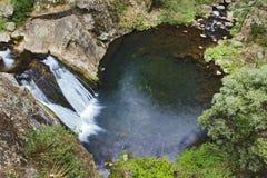 BM Jenolan WF Lake Top Royalty Free Stock Photography