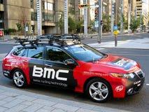 BMC Team Car stock photo