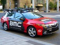 BMC Team Car royalty free stock photography
