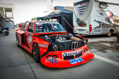 BME 320i race car Royalty Free Stock Photography