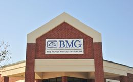 BMG Family Physicians Group Stock Images