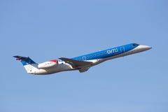 Bmi Regional Embraer ERJ-145EP Royalty Free Stock Photo