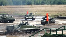 BMP 3 преодолевает стену танка акции видеоматериалы