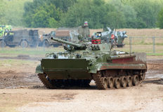 BMP-3 IFV Royalty Free Stock Photography