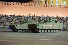 BMP-3 Photos libres de droits