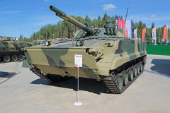 The BMP-3 (infantry combat vehicle) Royalty Free Stock Photos