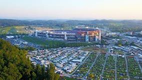 Bristol Motor Speedway royalty free stock photos