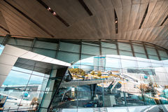 BMW世界在慕尼黑 库存图片