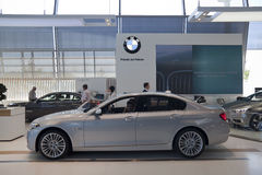 BMW世界 库存照片