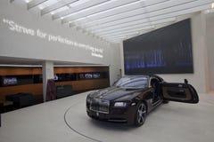 BMW世界 免版税图库摄影
