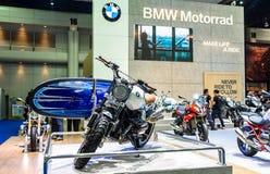 BMW在显示的概念道路22在第37个曼谷国际汽车展示会 图库摄影